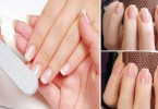 Manicure and nails care