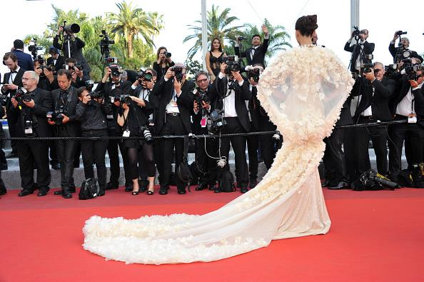 Sonam Kapoor at Cannes 2016, Day 2