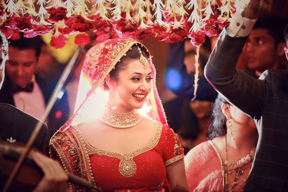 Photos - Divyanka Tripathi & Vivek Dahiya Wedding & Reception Pics (19)