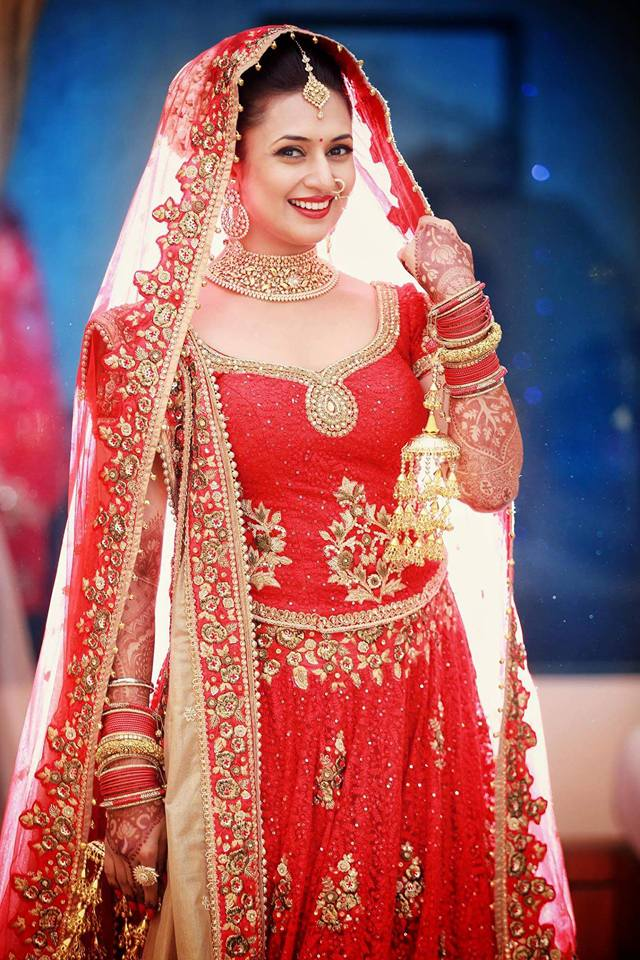 Photos - Divyanka Tripathi & Vivek Dahiya Wedding & Reception Pics (20)