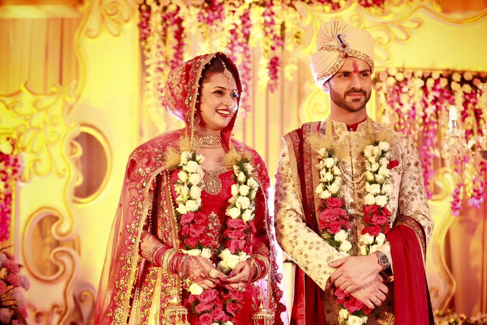 Photos - Divyanka Tripathi & Vivek Dahiya Wedding & Reception Pics (21)