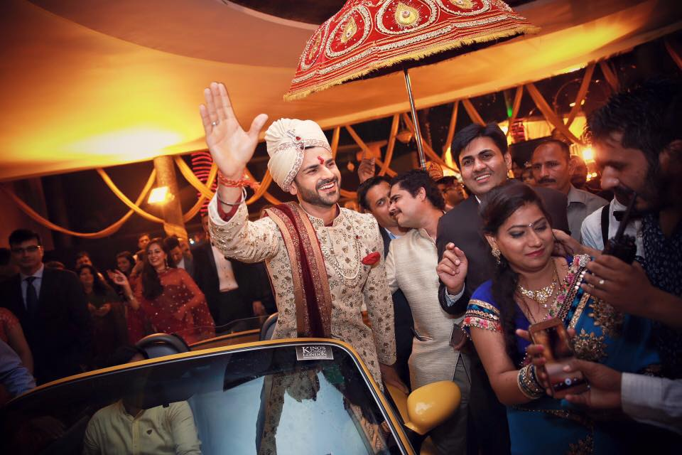 Photos - Divyanka Tripathi & Vivek Dahiya Wedding & Reception Pics (7)
