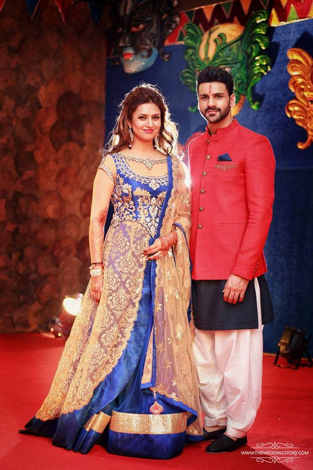 Photos - Divyanka Tripathi & Vivek Dahiya Wedding & Reception Pics (9)