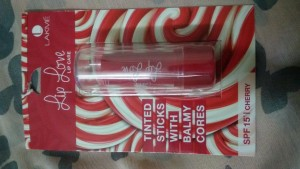 Lakme Lip Love Lip Care Cherry_Front Packaging