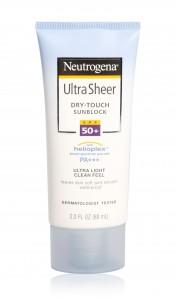 Neutrogena Dry Touch SPF 50