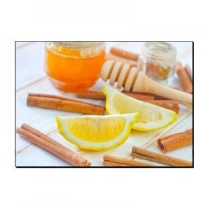 honey cinnamon and lemon for weight loss