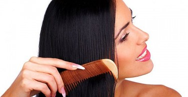 comb and brush hair