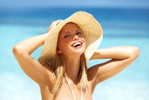 beauty essentials in this hot summer