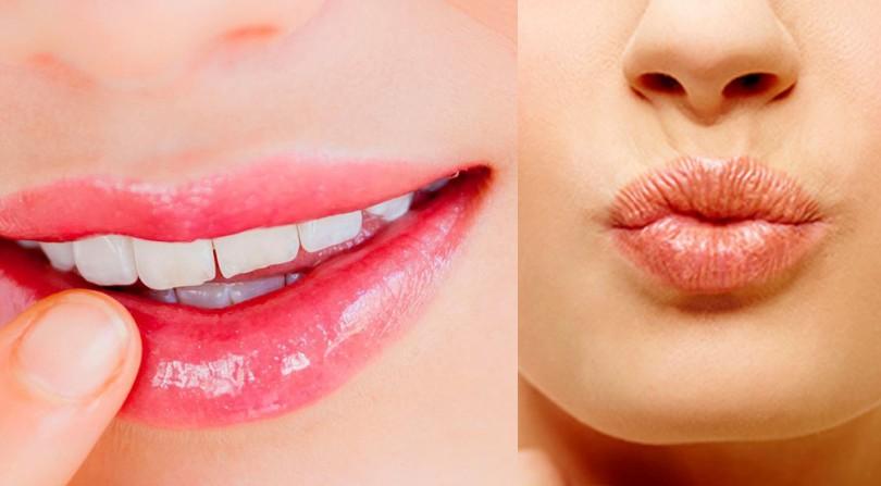 lip care in winter
