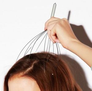 scalp massage tool - head massage tool