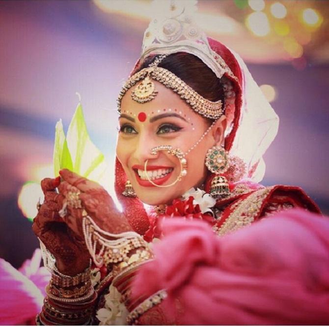 bipasha wedding photo