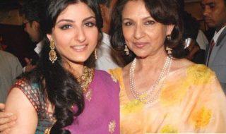 8_Sharmila Tagore and Soha Ali Khan