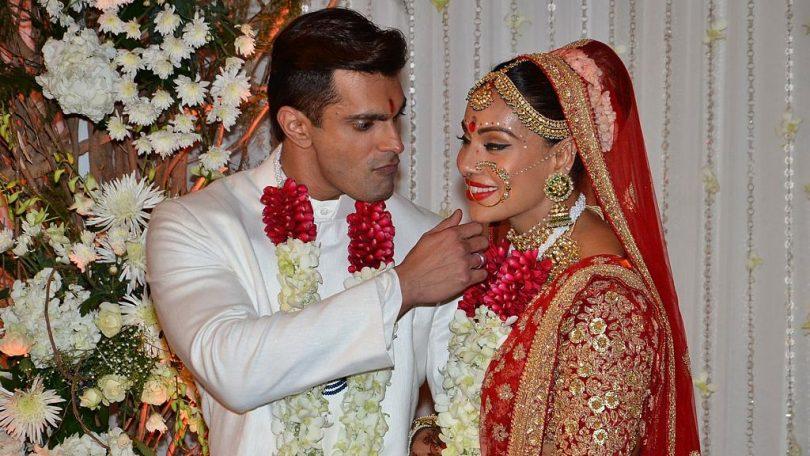 Karan-Singh-grover-Bipasha-wedding-couple