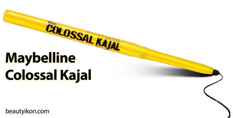 Maybelline Colossal Kajal _ Review _ Price