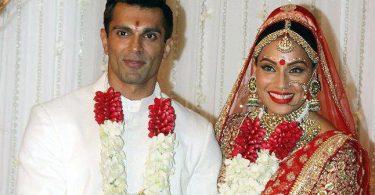 Wedding Photo of bipasha and karan