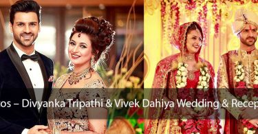 Featured Photos – Divyanka Tripathi & Vivek Dahiya Wedding & Reception