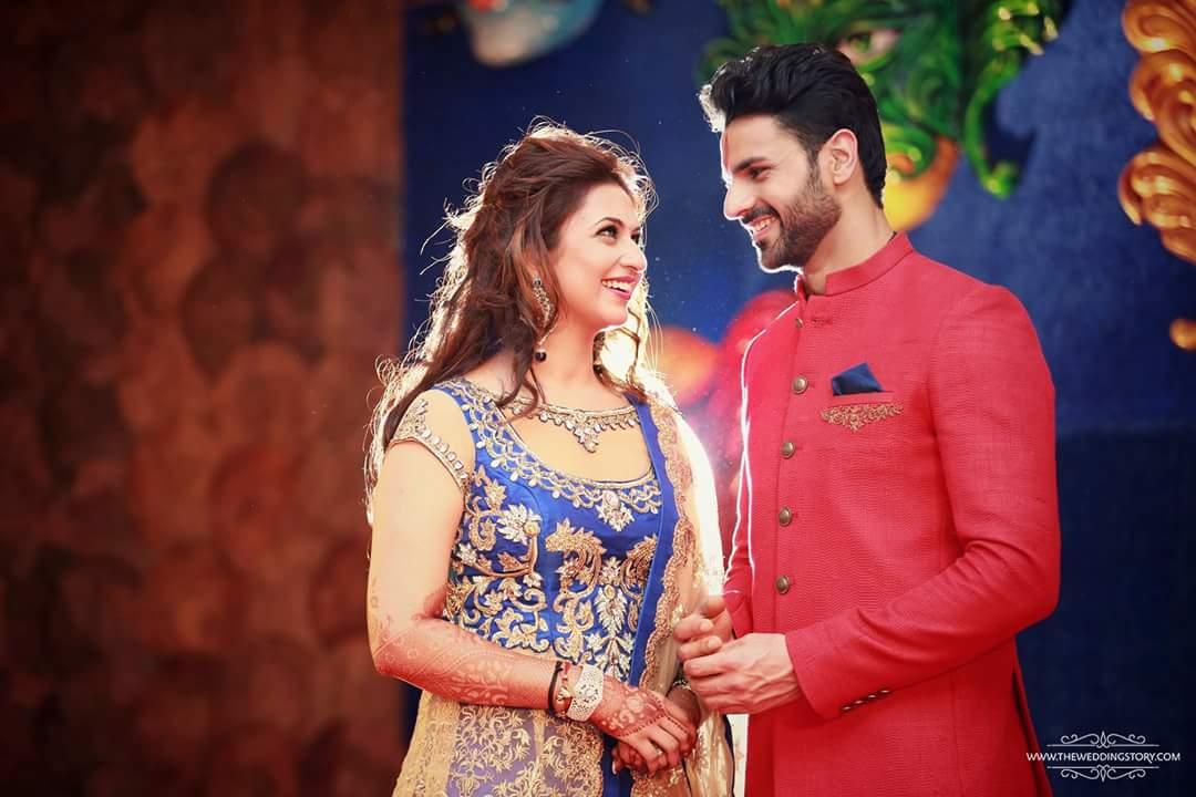 Photos - Divyanka Tripathi & Vivek Dahiya Wedding & Reception Pics (12)