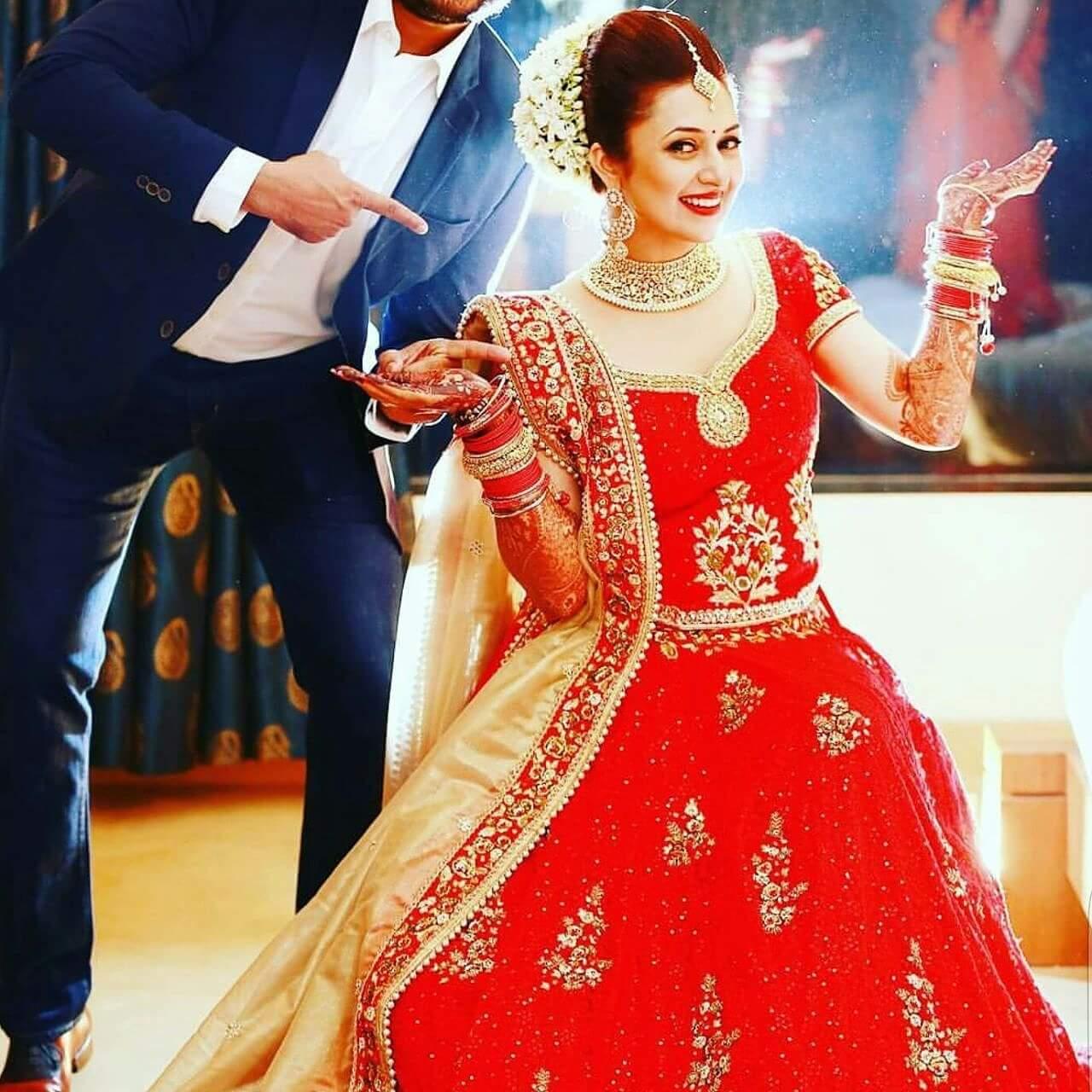 Photos - Divyanka Tripathi & Vivek Dahiya Wedding & Reception Pics (13)