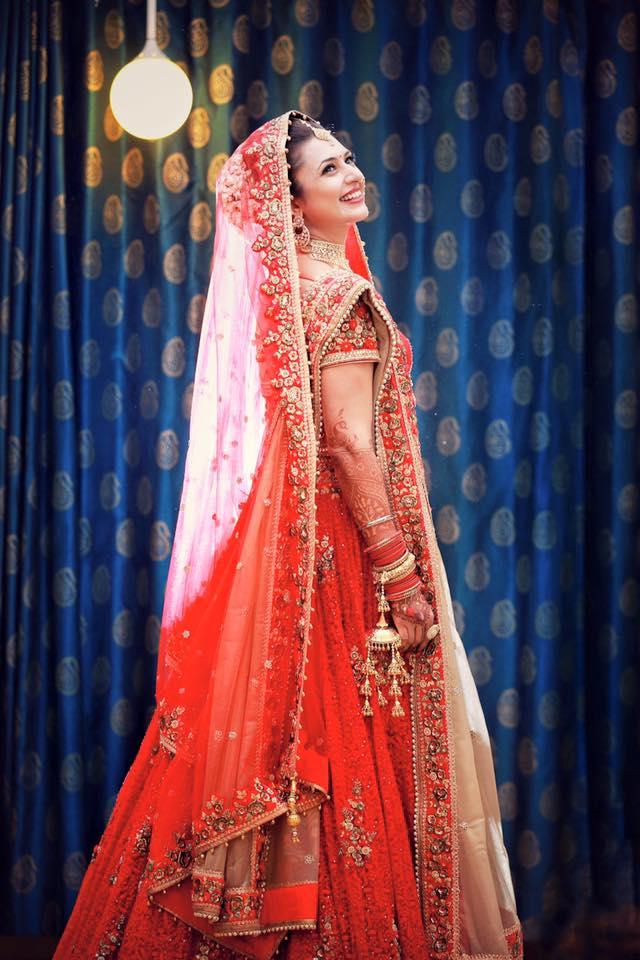 Photos - Divyanka Tripathi & Vivek Dahiya Wedding & Reception Pics (16)