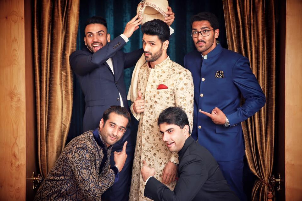 Photos - Divyanka Tripathi & Vivek Dahiya Wedding & Reception Pics (17)