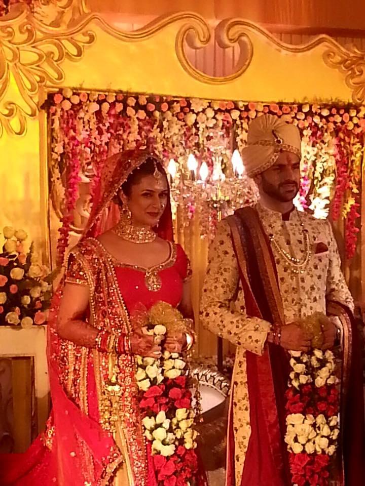 Photos - Divyanka Tripathi & Vivek Dahiya Wedding & Reception Pics (18)