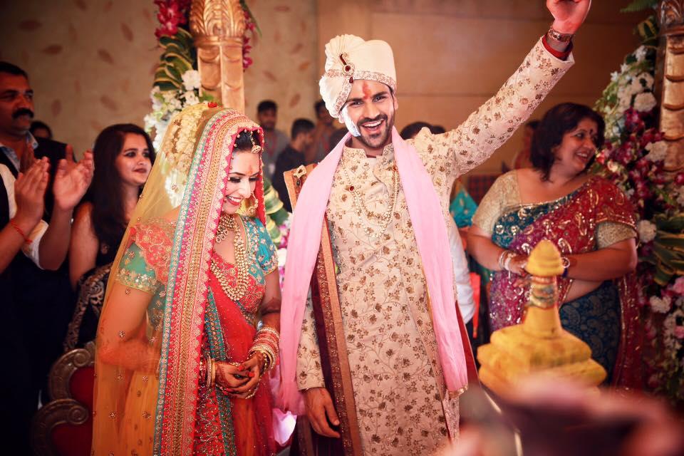 Photos - Divyanka Tripathi & Vivek Dahiya Wedding & Reception Pics (22)
