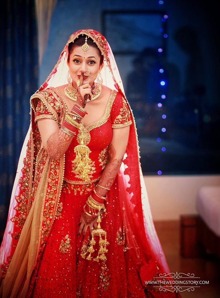 Photos - Divyanka Tripathi & Vivek Dahiya Wedding & Reception Pics (24)
