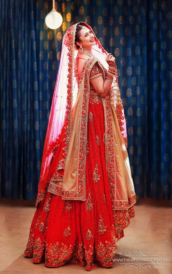 Photos - Divyanka Tripathi & Vivek Dahiya Wedding & Reception Pics (28)