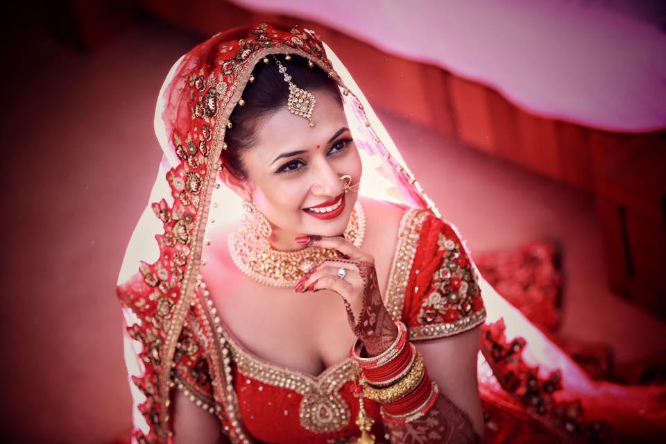 Photos - Divyanka Tripathi & Vivek Dahiya Wedding & Reception Pics (6)