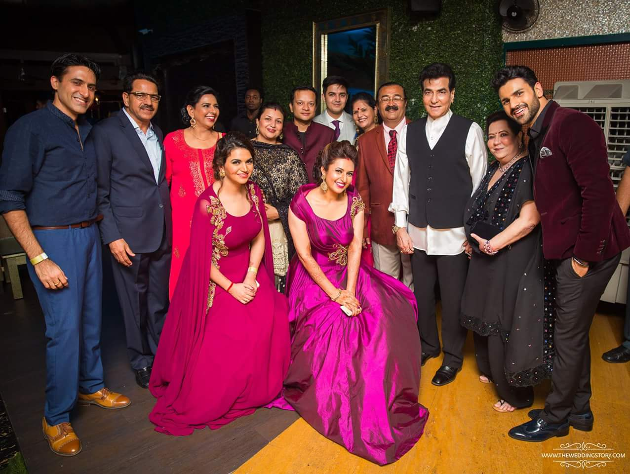 Divyanka Tripathi wedding Reception