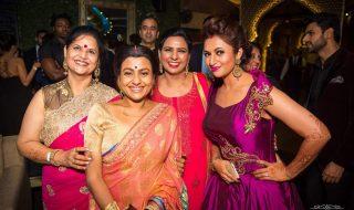 Vivek & Divyanka Tripathi Marriage Reception Photos