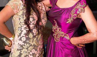 Reception Photos of Vivek & Divyanka Tripathi