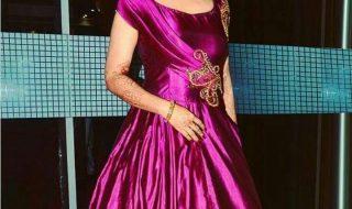 Divyanka Tripathi Reception pic at mumbai