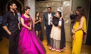 Divyanka Tripathi Reception Photo